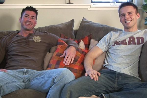 Harley & Berke: Behind the Scenes - Best Gay Sex