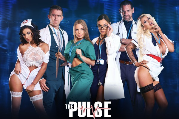 The Pulse - Alyssa Reece, Alessandra Jane, Alyssia Kent, Danny D, Jay Snake, Brooklyn Blue