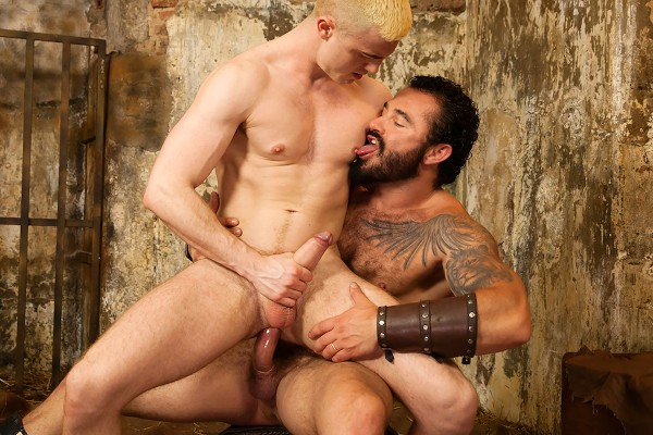Gay Of Thrones Part 7 - feat Jessy Ares, JP Dubois