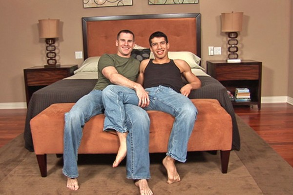 Ivan & Alan - Best Gay Sex