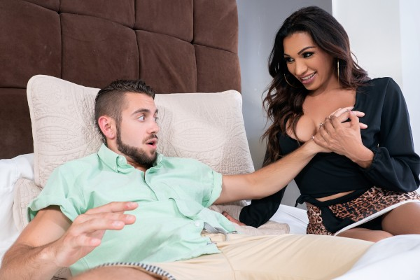 Watch An Experienced Woman Part 1 featuring Dante Colle, Jessy Dubai Transgender Porn