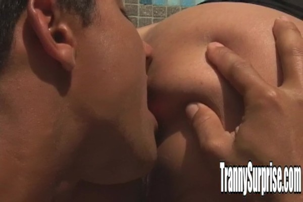 Freaky Dicky with Alex, Gyovanna at trannysurprise.com