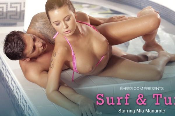 Surf & Turf - Mia Manarote, Sabby - Babes