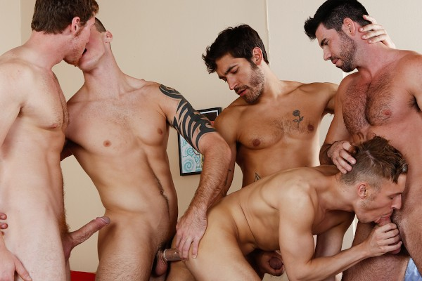 The New Guy Part 3 - feat Connor Maguire, Connor Kline, Dale Cooper, Billy Santoro, Colden Armstrong