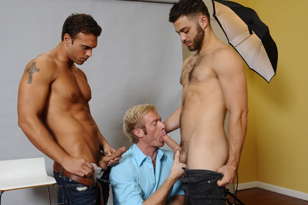 Photo Shooter - feat Rocco Reed, Tommy Defendi, Christopher Daniels