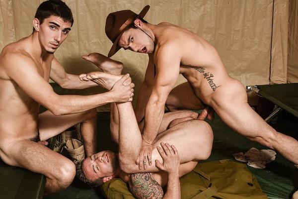 Drill The Sergeant - feat Aspen, Damien Kyle, Tanner Tatum