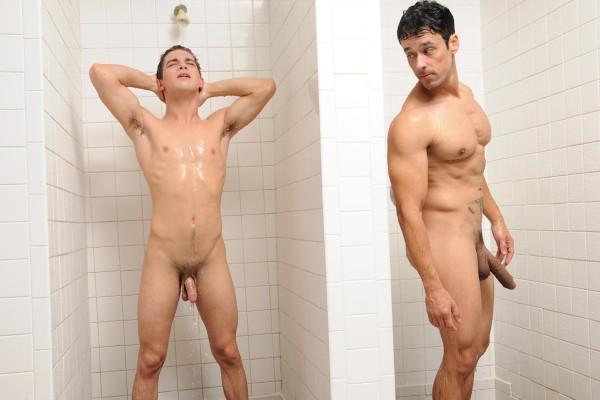 Prison Shower - feat Johnny Rapid, Rafael Alencar