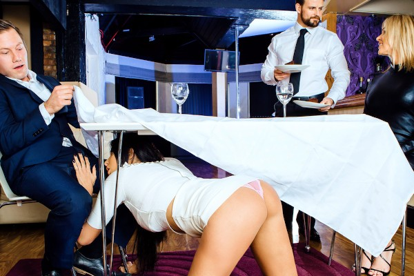 Private Booth - Anissa Kate, Freddy Fox