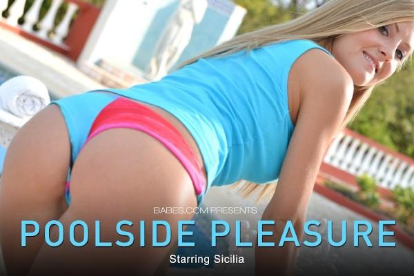 Poolside Pleasure - Sicilia - Babes