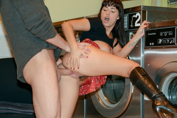 Watch Victor Solo, Ava Dalush in Fucking for a Bunch of Strangers