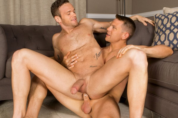 Grayson & Sean: Bareback - Best Gay Sex