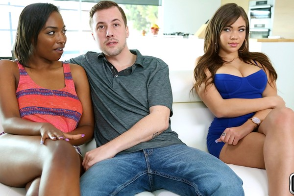 Snooze You Lose with Jessy Jones, Cassidy Banks at sneakysex.com