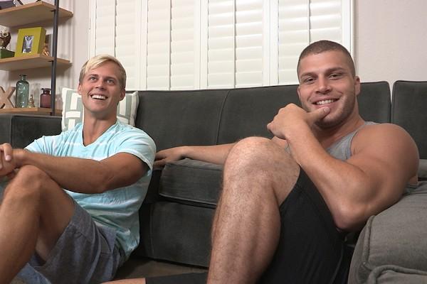 Brodie & Dusty: Bareback - Best Gay Sex