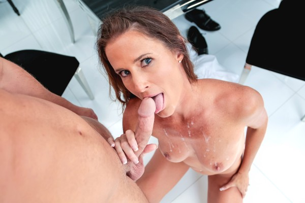 The Milf And The Manny - Seth Gamble, Sofie Marie