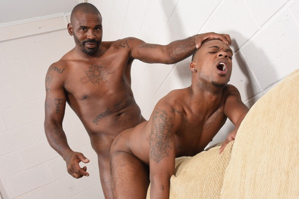 Philly Mack Attack & Savage Moore - Best Gay Sex