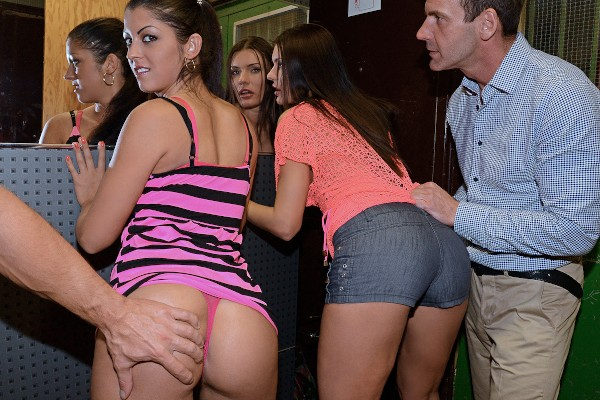 Watch Vivien Bell, Kitana Lure in Euro Amateurs in Epic Foursome