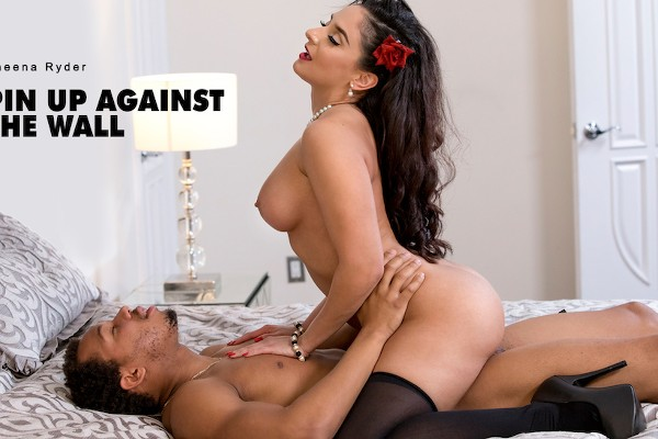 Pin Up Against the Wall - Sheena Ryder, Ricky Johnson - Babes