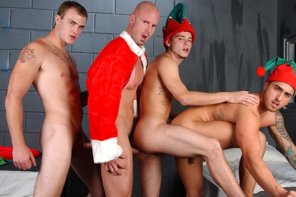 The Slammer 2 - feat Bryce Star, Christian Wilde, AJ Monroe, Mitch Vaughn