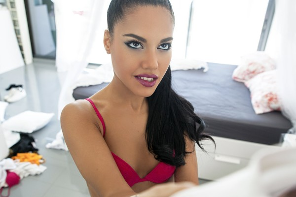 Watch Apolonia Lapiedra, Alberto Blanco in Wake up to Sex With Apolonia