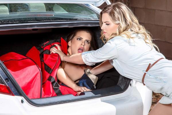 My Wife's Hot Sister Episode 4 - Keisha Grey, Aubrey Sinclair