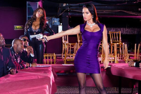 Monarch - Scene 3 - Franceska Jaimes, Ava Koxxx, Nacho Vidal, Antonio Black, Dru Hermes