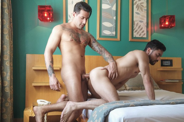 Watch Luciano, Peter in Fuck Me Hard Man
