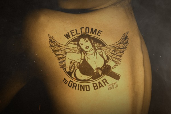 Welcome To Grind Bar BTS -