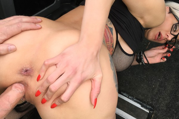 Watch John Bishop in Tattooed MILF drains cabbies balls