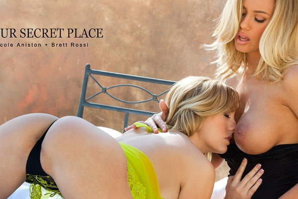 Our Secret Place - Brett Rossi, Nicole Aniston - Babes
