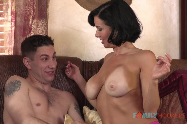 Watch Veronica Avluv in A Taboo Family Affair