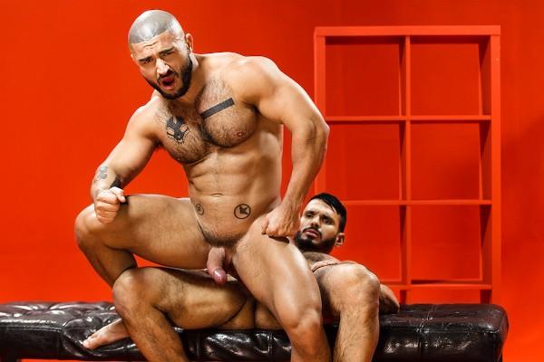 Sex Wish Part 1 - feat Francois Sagat, Jean Franko