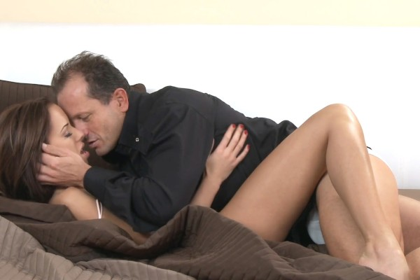 Watch George Uhl, Gina Devine in Only An Older Man Can Satisfy A Younger Pussy