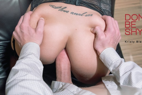 Don't Be Shy - Kristy Black, Charlie Dean - Babes