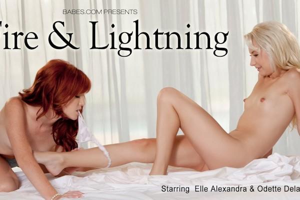 Fire & Lightning - Odette Dela Croix, Elle Alexandra - Babes