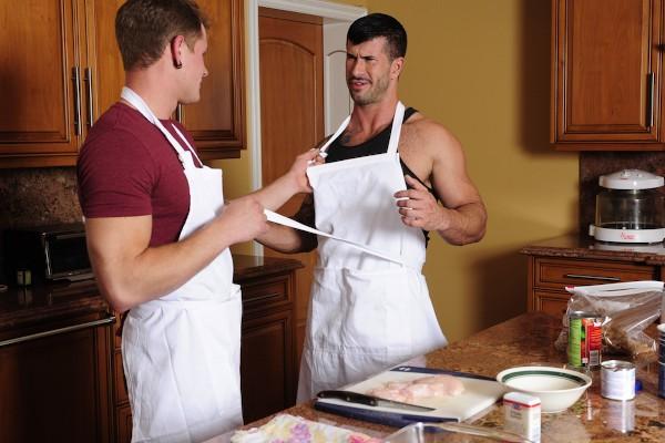Chef's Delight - feat Adam Killian, Trent Diesel
