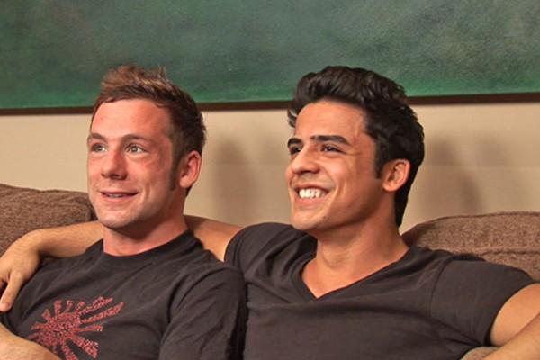 Esteban & Trevor: Behind the Scenes - Best Gay Sex