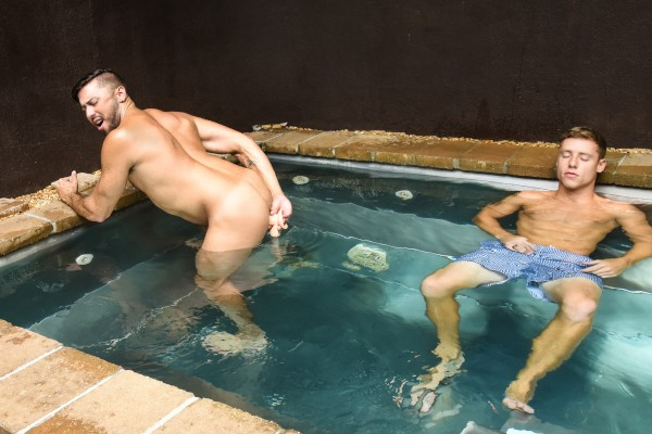 What's in the Hot Tub? - feat Shane Jackson, Justin Matthews