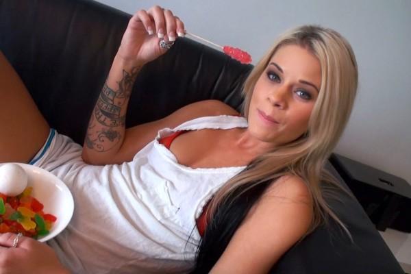 Watch Jessa Rhodes in Candy Time