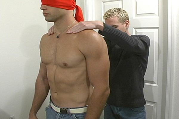 Massaging Victor - Best Gay Sex