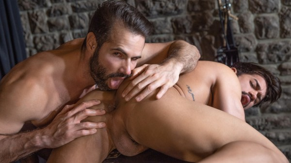 Watch Punishing Pietro on Male Access - All the Best Gay Porn in One place