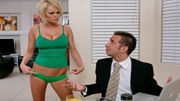 Fucking the Instructor - Brazzers Porn Scene