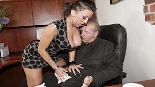 Ricki needs a job - Brazzers Porn Scene