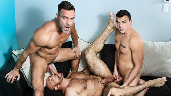 Ramming My Daughter's Boyfriend - feat Manuel Skye, Marco Vallant, Mickael Lane