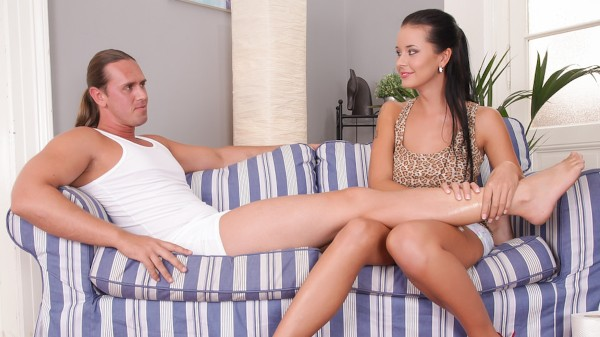 Full Service Massage #02 Scene 5 Porn DVD on Mile High Media with Thomas, Mia Manarote