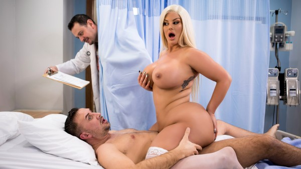 Bedside Manner - Brazzers Porn Scene