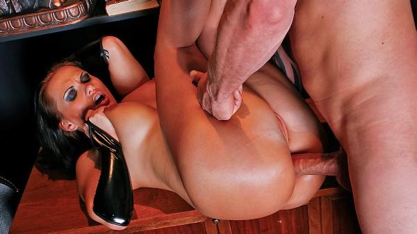 Big Treasure Cock In Big Beautiful Asshole - Brazzers Porn Scene