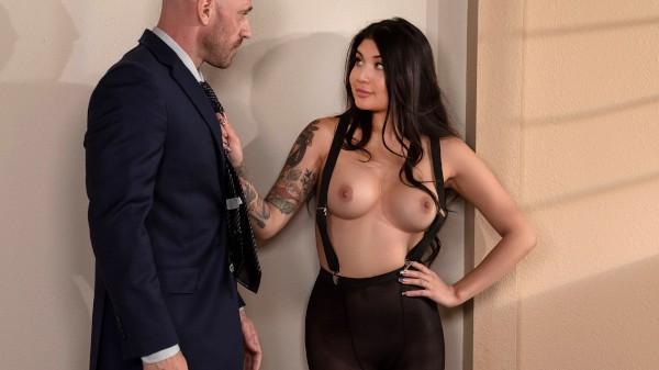 Banging My Boss's Daughter - Brazzers Porn Scene
