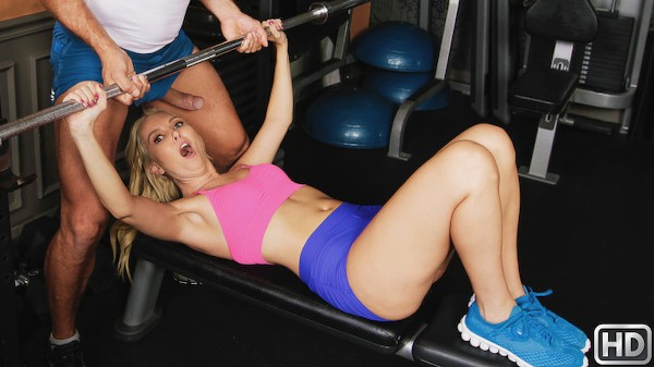 Hot Milf At The Gym with Ramon Nomar, Aaliyah Love at milfhunter.com