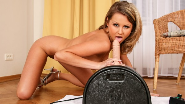 Me and My Sybian Volume 02 Scene 2 Porn DVD on Mile High Media with Zoe Fox
