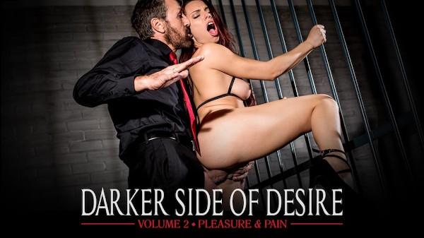 Pleasure & Pain Scene 3 Porn DVD on Mile High Media with Aidra Fox, Steve Holmes
